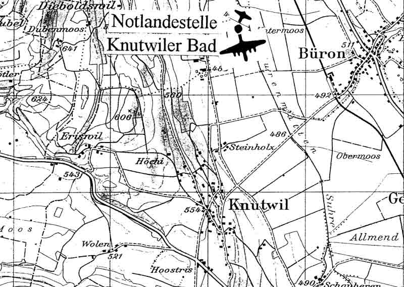 Landestelle im Knutwiler Bad. (269_1)