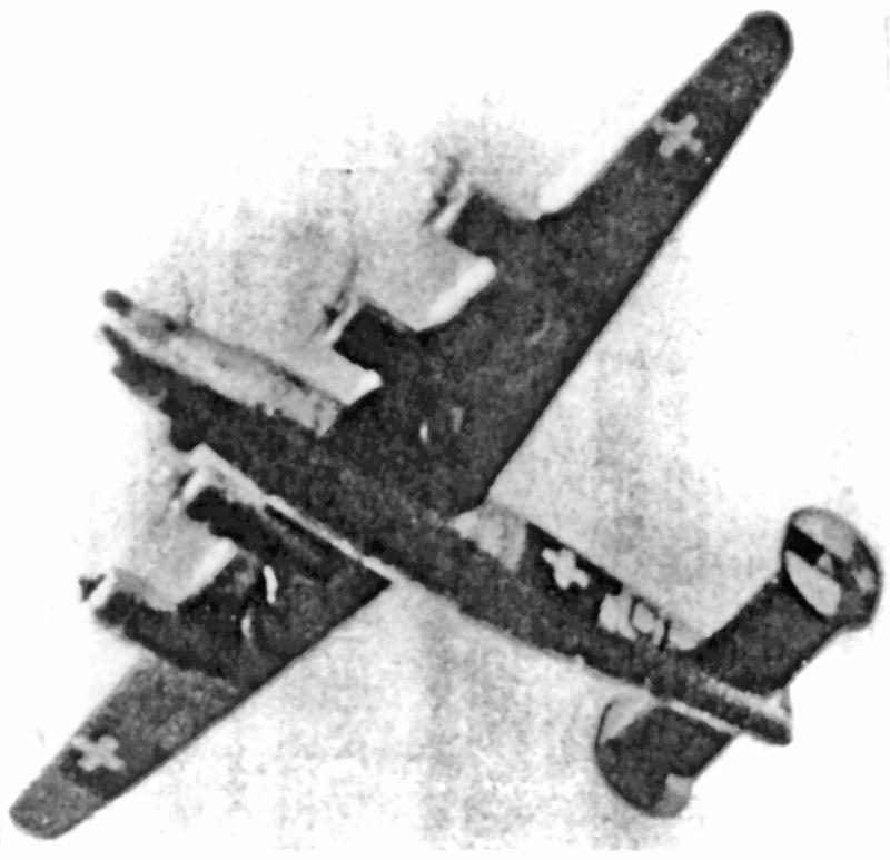 """Am 30. August wurde """"Georgia Peach"""" mit Schweizer Kennzeichen von Altenrhein nach Dübendorf geflogen. (154_2)"""
