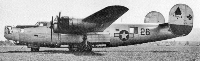 Nach einem Motorenausfall landete Clayton seine Maschine in Dübendorf. (191_3)