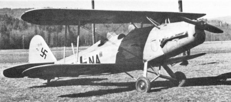 In Kleindöttingen landete am 18. März 1941 die KF+NA. (31_2)