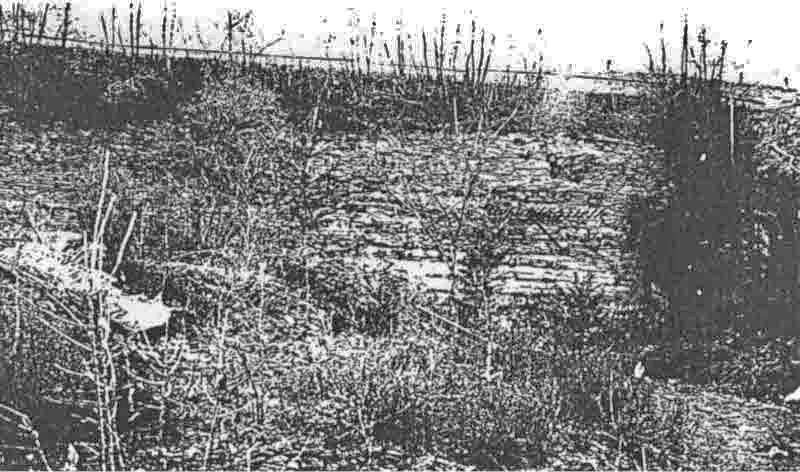 Grössere Stücke sind von der Ju 188 nicht übriggeblieben. (357_2)