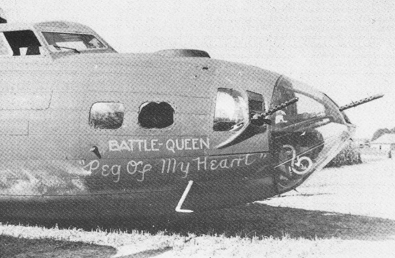 """Die """"Battle Queen"""" mit ihrer Plastiknase. (214_1)"""