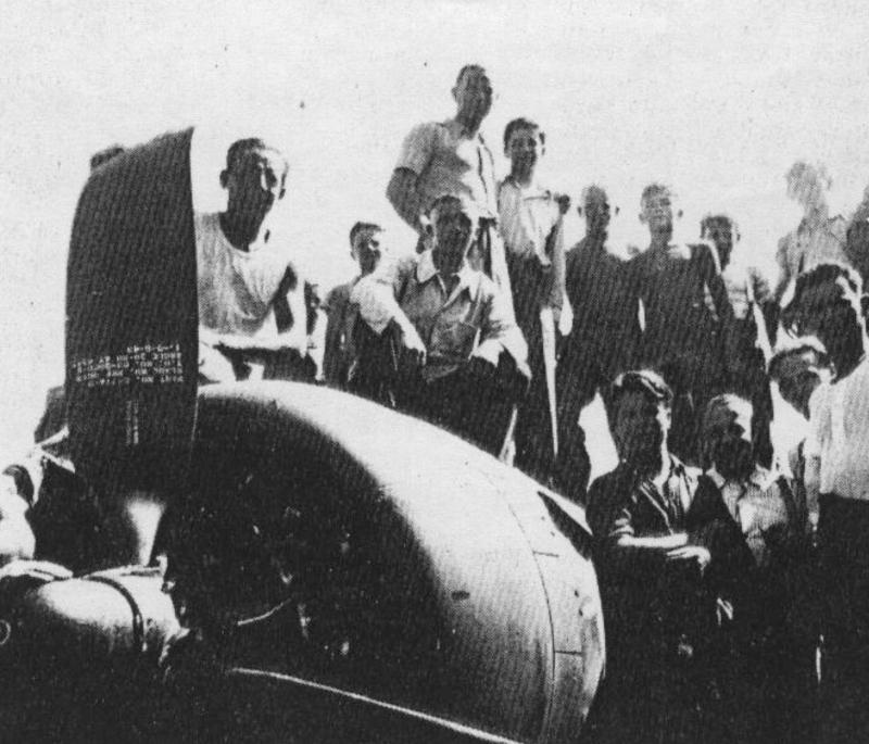 Am 17. August 1943 musste die