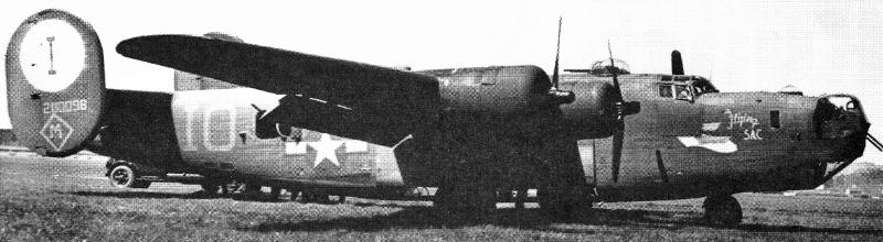 """The Flying SAC"" kurz nach der Landung in Dübendorf. (142_2)"