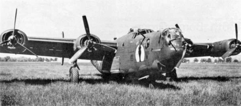 """James Nedrow landete seine """"The Cat's mit zwei funktionierenden Motoren in Payerne. (149_2)"""