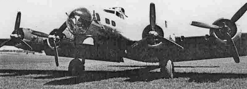 Die Maschine wurde in der Schweiz repariert und verliess die Schweiz am 11.Oktober 1945 Richtung Burtonwood. (280_3)