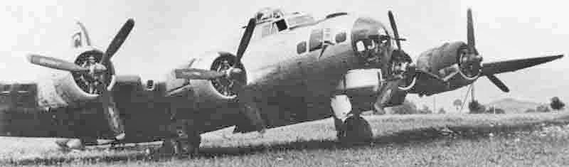 Der Propeller von Motor 1 wurde in Segelstellung gebracht und Motor 3 war beschädigt.  (282_1)