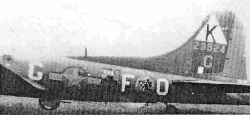 Zwischen den Buchstaben F und O ist das Staffelkennzeichen erkennbar. (289_3)