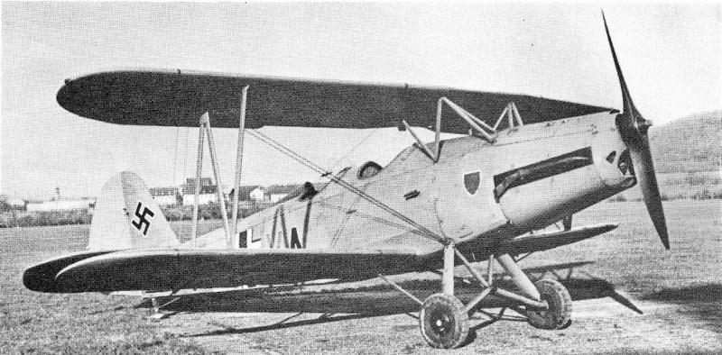 Die H4+VA am 30. November 1941 nochmals in Basel-Birsfelden. (33_1)